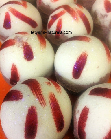Bloody Bath Bombs