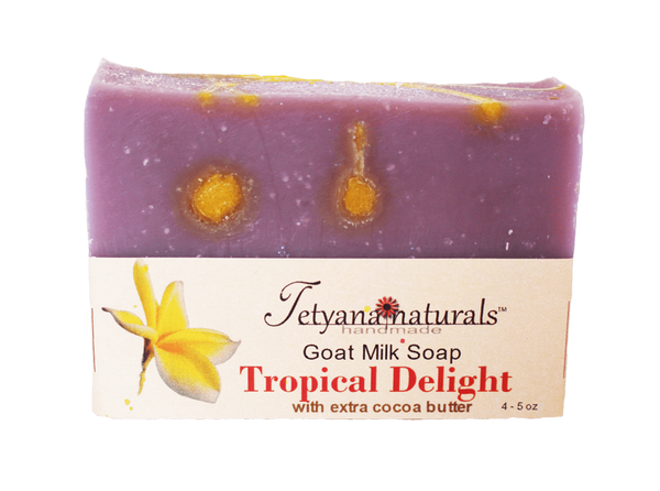 Tropical Delight Soap - Tetyana naturals