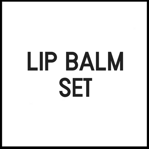 10 Lip Balms (Assorted)