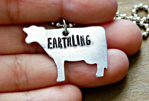 Earthling Necklace Red Panda's Closet