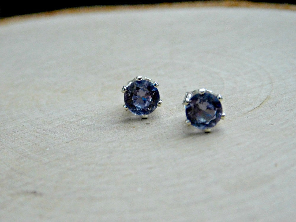 set rose genuine amazon bezel gold dp natural june jewelry alexandrite stud earrings birthstone com
