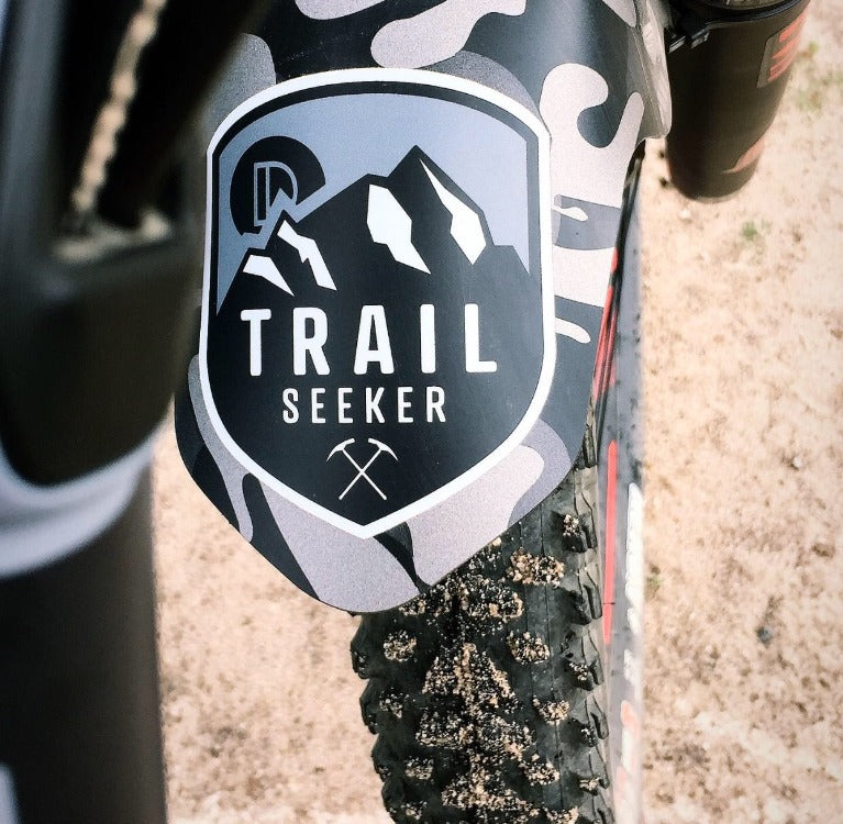 The Trail Seeker Sticker