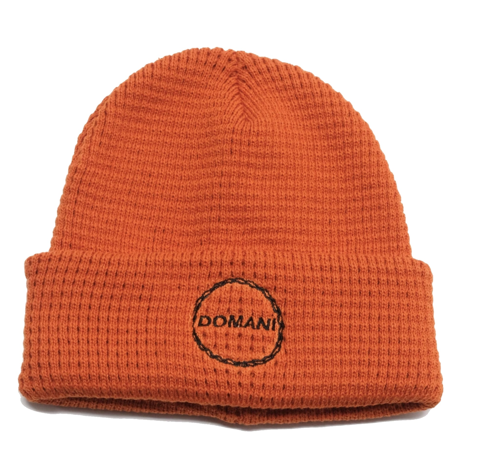 O.N.S / Death To Tennis / Druthers - Organic Cotton Waffle Knit Beanie