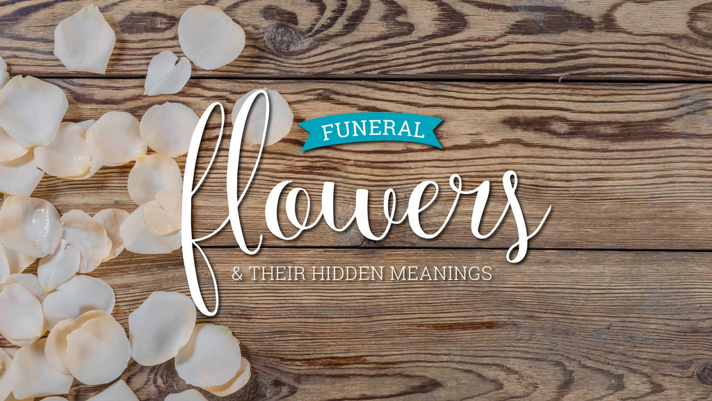 Funeral flowers and their hidden meanings