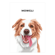 Load image into Gallery viewer, Pet Portrait - Digital Copy