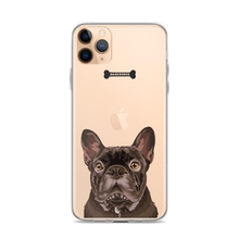 Load image into Gallery viewer, Custom Premium Clear Phone Case