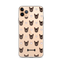 Load image into Gallery viewer, Pet Love - Custom Premium Clear Phone Case