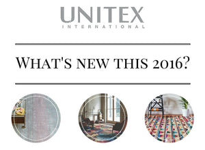 An overview of our new 2016 rug ranges