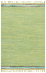 Atrium Hunter Whimsical Rug Green