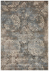 Rug Culture City Mix Modern 574 Grey Rug