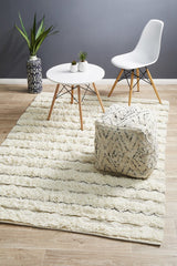 Rug Culture Everest Fusion Compound Ivory Rug