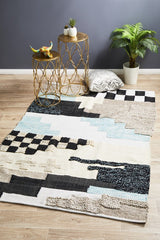 Rug Culture Everest Fusion Cross Multi Rug