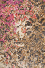 Rug Culture Medina Danica Transitional Rug Soft Pink