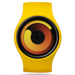 ZIIIRO GRAVITY Banana Banana Fashion Watch for Men and Women