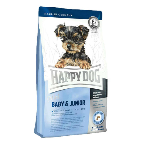 הפידוג לגור כלב מגזע קטן 4 קג - הפידוג - HAPPYDOG - super4pet