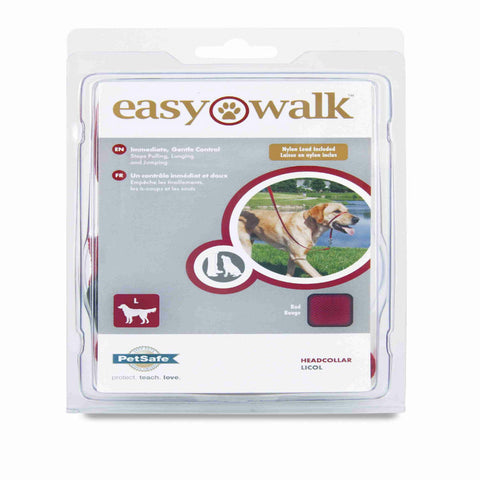 איזי ווק ריתמה לכלב L easy wallk - super4pet