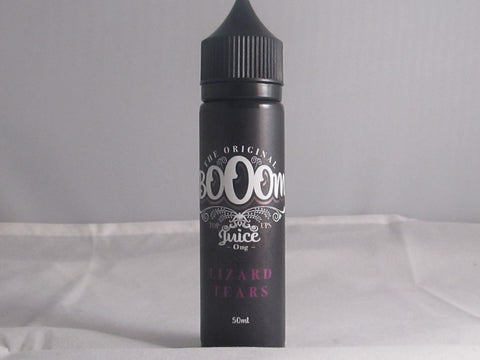 BoOom Juice Lizard Tears (50ml)