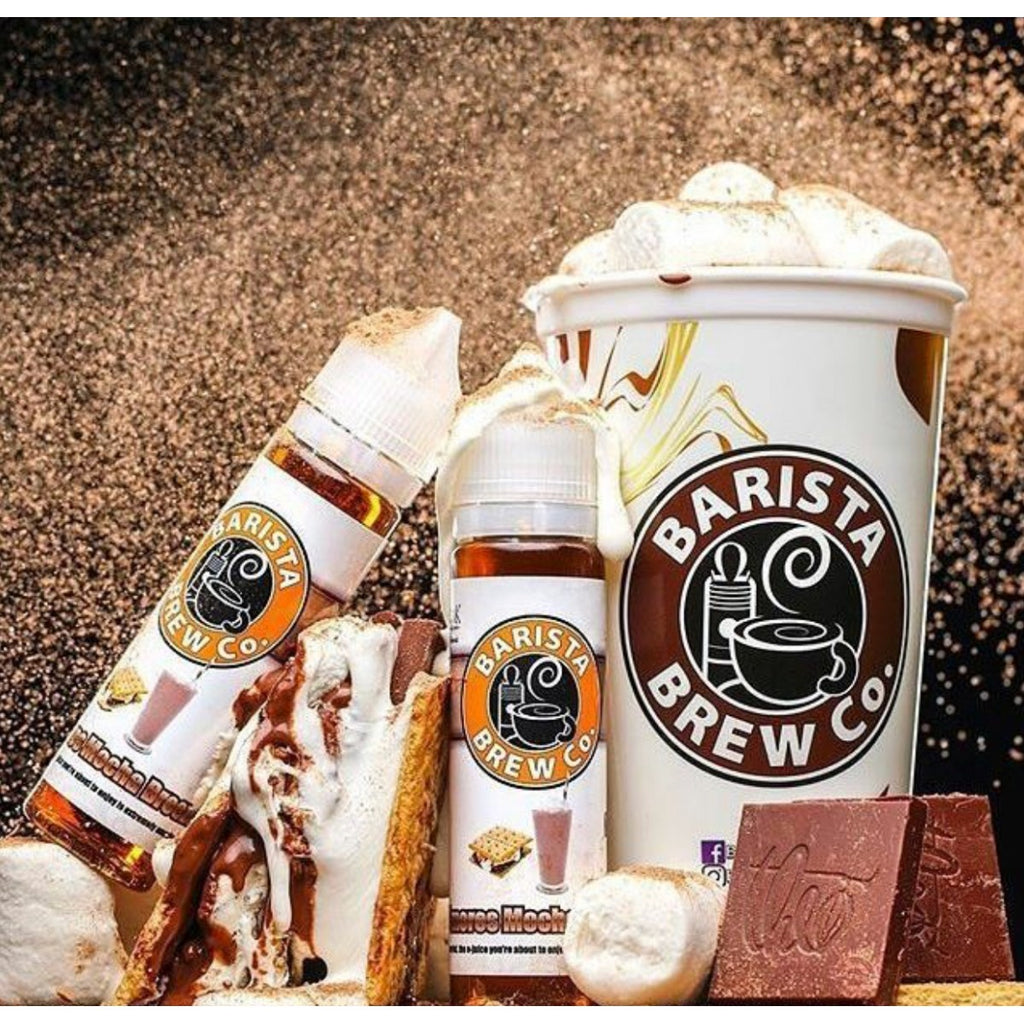 Barista Brew Co SMORES MOCHA BREEZE (50ml)
