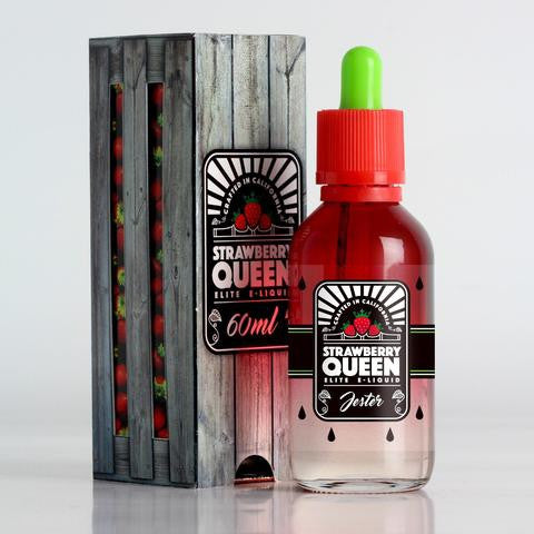 jester e-liquid strawberry queen UK