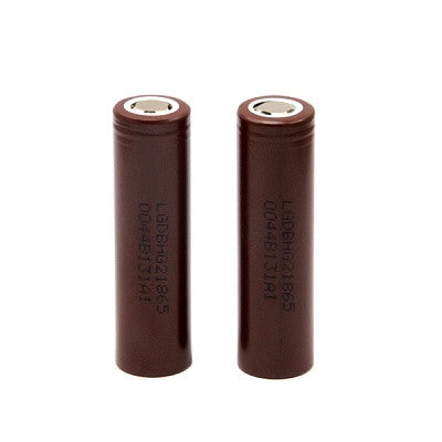 LG HG2 Batteries (Paired)