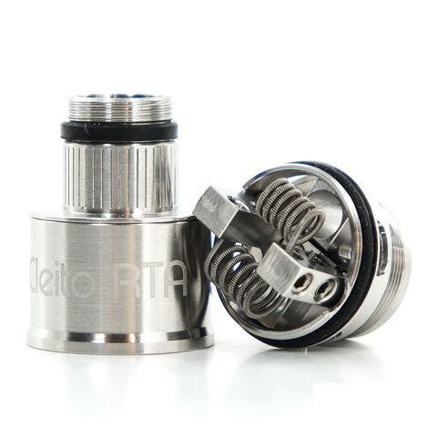 aspire cleito RTA system UK