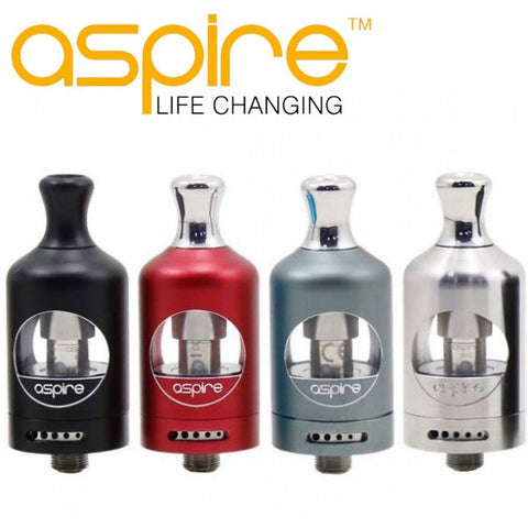 aspire nautilus 2 tank UK red black silver