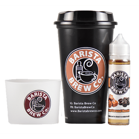 Barista Brew Co SALTED CARAMEL MACCHIATO (50ml)