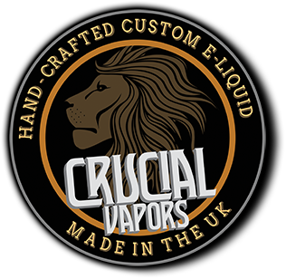 crucial vapors e-liquid uk premium e-juice