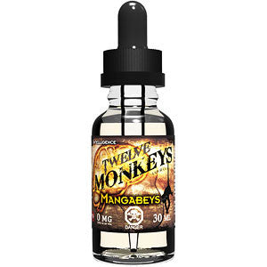 mangabeys e-liquid uk twelve monkeys e-juice