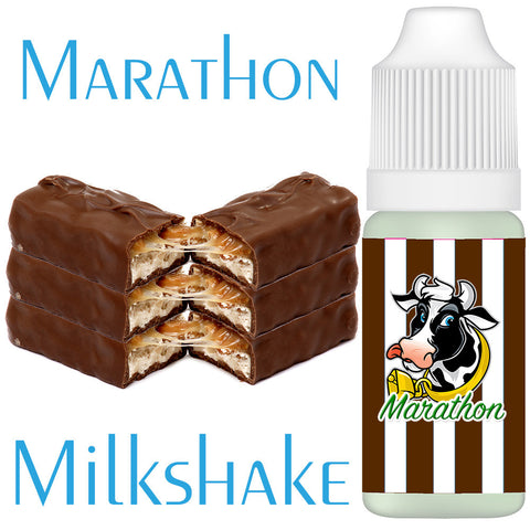 Marathon Milkshake E-Liquid by Eco Vape UK