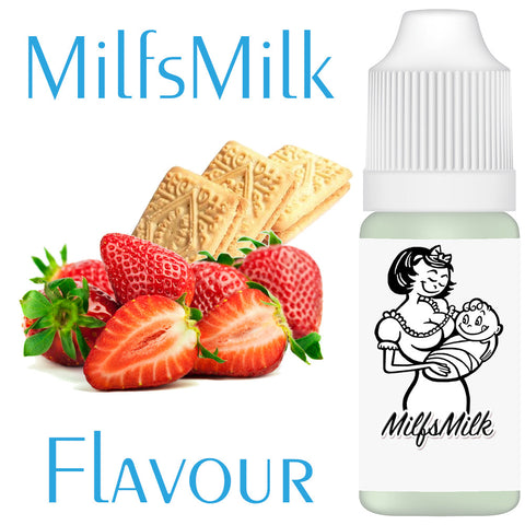 Milfs Milk E-Liquid UK by Eco Vape