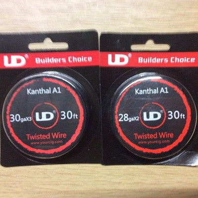 UD Twisted Kanthal Wire UK