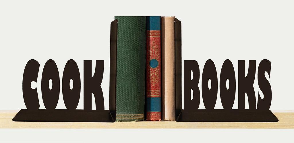 COOKBOOKS Bookends