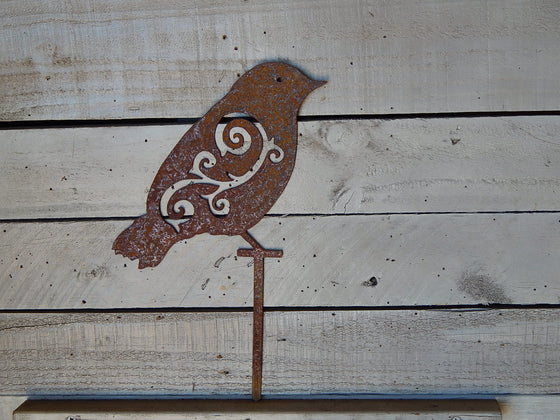 Song Bird 2 Yard Art