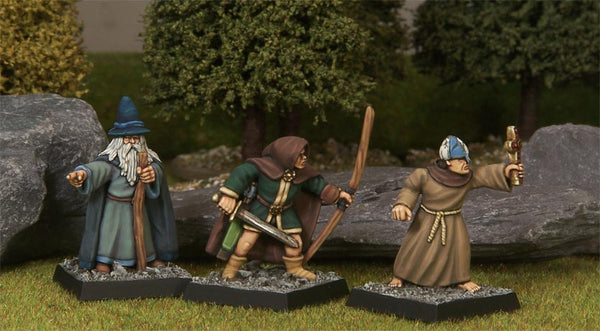 28mm Fantasy Adventurers