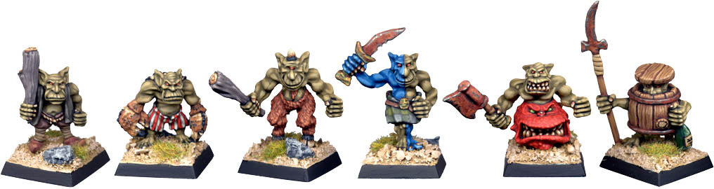 28mm Goblin Mutants