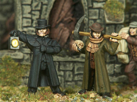 28mm Victorians or Edwardians