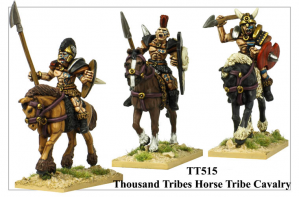 TT515 - Thousand Tribes Horse Tribe Cavalry