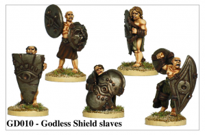 GD010 - Godless Shield Slaves