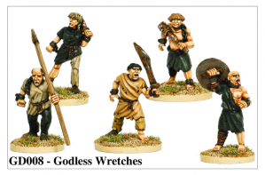 GD008 - Godless Wretches