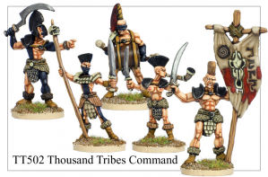 TT502 - Thousand Tribes Command
