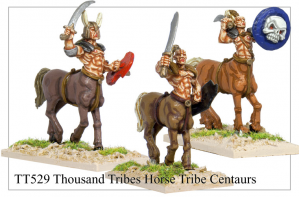 TT529 - Thousand Tribes Horse Tribe Centaurs