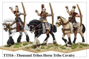 TT516 - Thousand Tribes Horse Tribe Cavalry