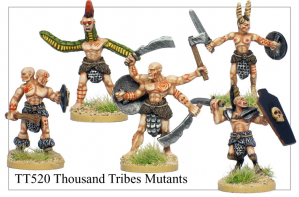 TT520 - Thousand Tribes Mutants