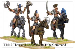 TT512 - Thousand Tribes Horse Tribe Command