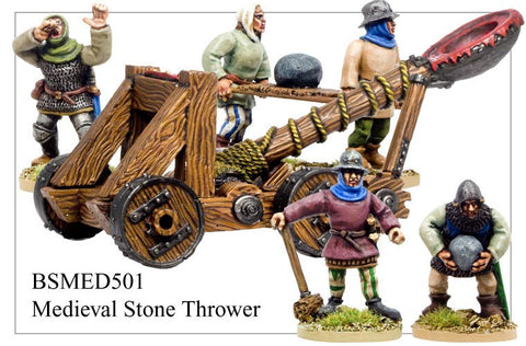 Medieval Stone Thrower (BSMED501)