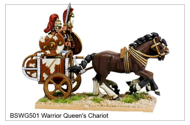 Warrior Queen's Chariot (BSWG501)