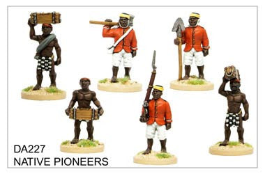 Zulu Wars (British)