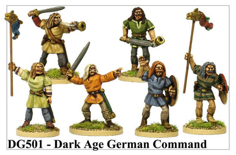 Dark Age Command (DG501)