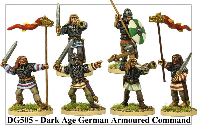 Armoured Dark Age Command (DG505)